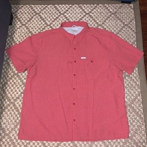 Columbia Omni Shade Button Up
